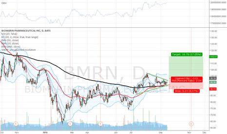 BMRN: Simetrical Trianel