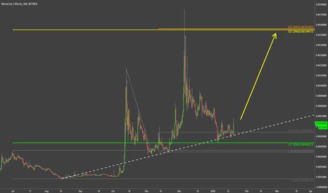 MONABTC: MonaCoin VS Bitcoin Expected To Rise 150%