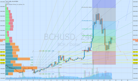 BCHUSD: BCash is choosing its way