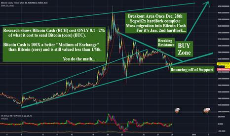 BCHUSDT: Possible Migration into Bitcoin Cash (BCH/BCC)