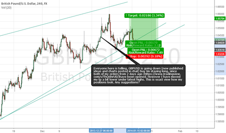 GBPUSD: GBPUSD Tell me your opinion