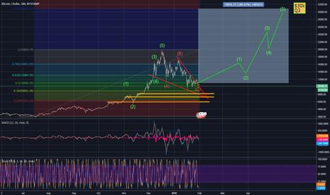 BTCUSD: BTC - 1 year picture scenario