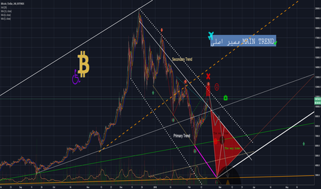 BTCUSD: Reversal Signal ! We Will Go Downstairs