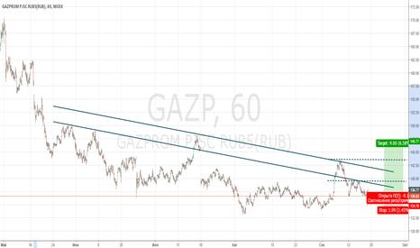 GAZP: Газпром. Кажется засиделись, пора брат - пора.