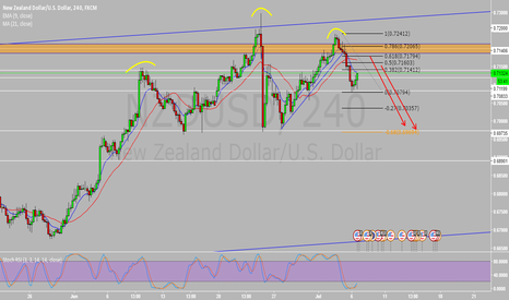 NZDUSD: short long term