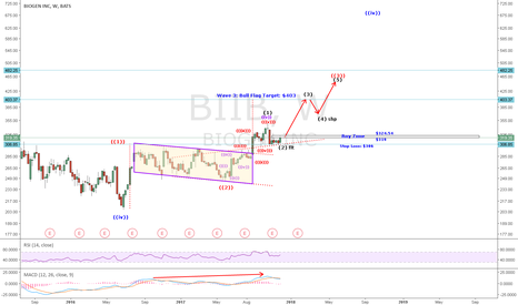 BIIB: BIIB: Beaten Down BioTech Sector: On the Cusp of a Huge Wave 3