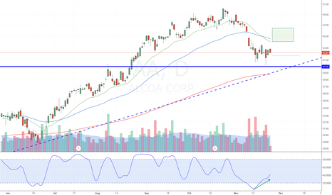 AA: AA - Stochastic Divergence on Support Line