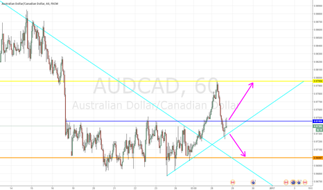 AUDCAD: AUD/CAD Trade Opportunity