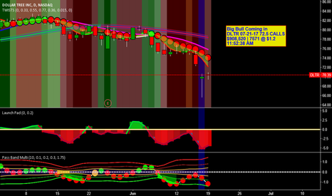 DLTR: Big Bull Coming In on DLTR