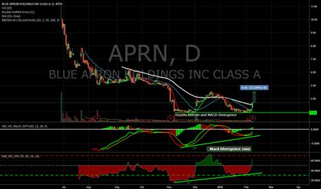 APRN: Double bottom