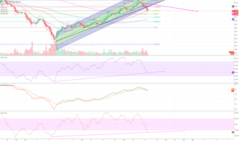 BTCUSD: BTC -- I warned you about the bulltrap, what's next?