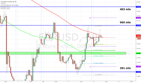 EURUSD: EUR/USD with option expiry levels for 12th November