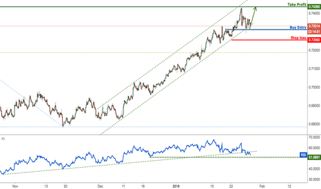 NZDUSD: NZDUSD continues to bounce up really nicely, remain bullish