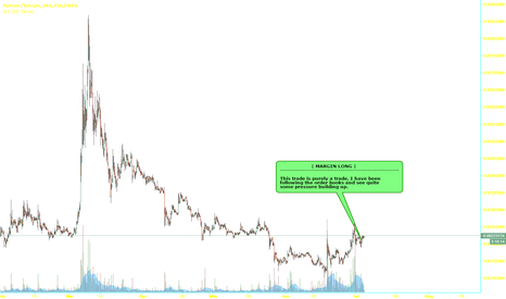 FCTBTC: FCT LONG (WILL SELL TOMORROW NO MATTER WHAT)
