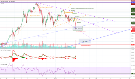 BTCUSD: Bitcoin - Continuous fall - What to do?