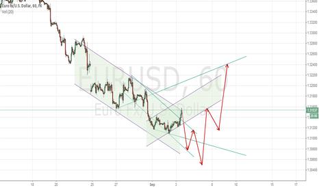 EURUSD: EURO AT MINIMUM