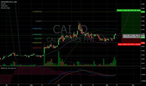 CAI: CAI Rounding Bottom