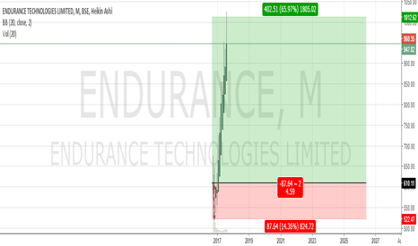 ENDURANCE: Good long term buy in the Zone