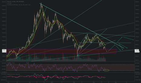 BTCUSD: Bitcoin CRITICAL support level and potential trends post-bounce