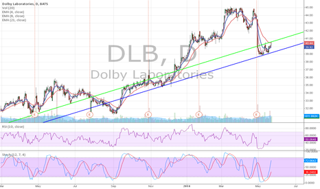DLB: $DLB possible short squeeze