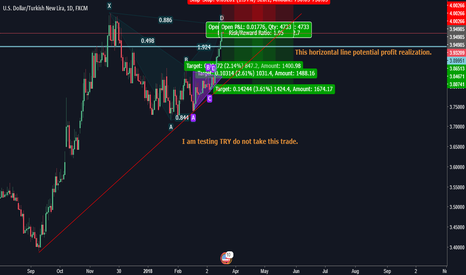 USDTRY: USD/TRY testing political decisions