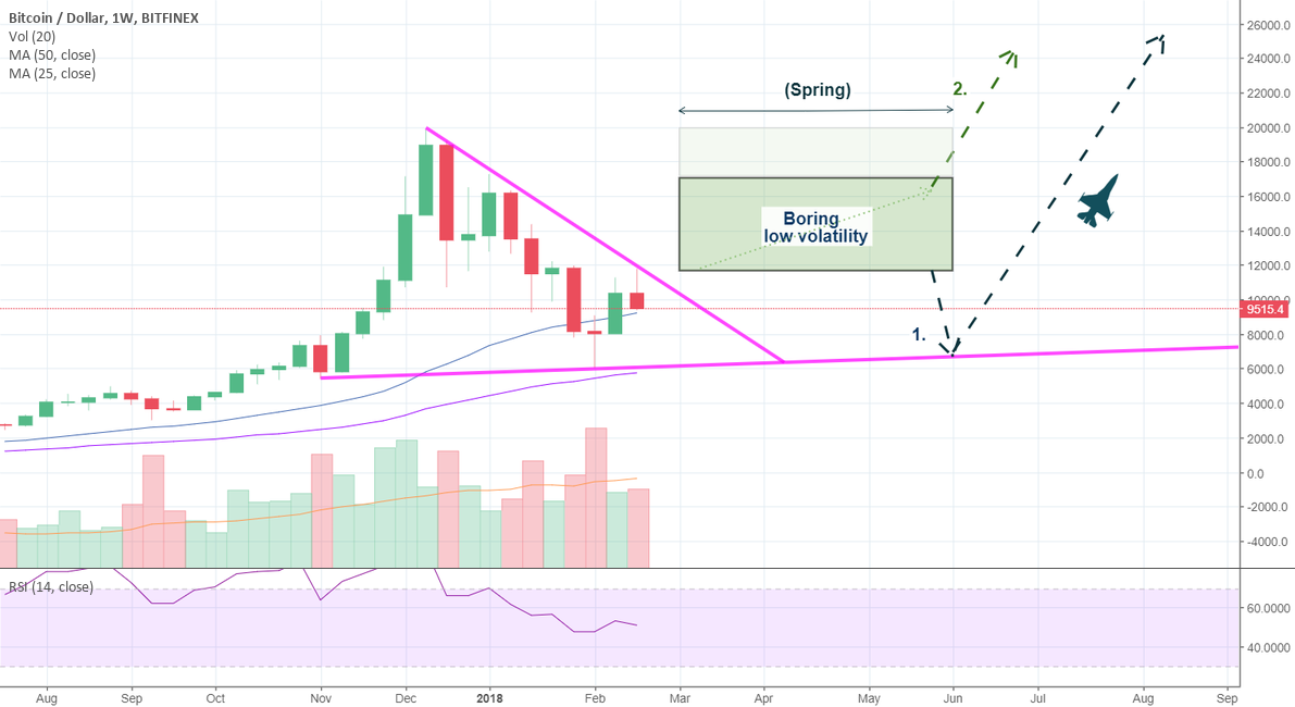 Bitcoin - What's going to happen in the next couple of months