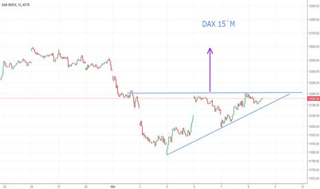 DAX: Decisión de tipos del BCE en directo por parte de Audiomercados