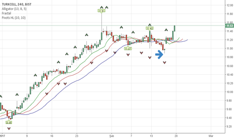 TCELL: TCELL ALIŞ YTD