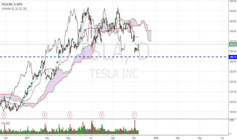 TSLA: Bullish bias