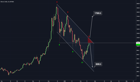 BTCUSD: Bitcoin to a new low !!!