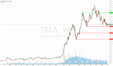 TSLA: TSLA at a CRITICAL Point!