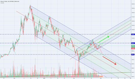 BTCUSD: Thoughts on Bitcoins Midterm Future