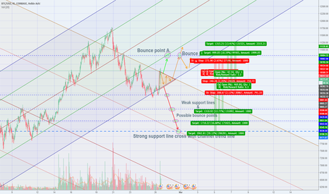 BTCUSD: Thoughts on Bitcoins Immediate Future