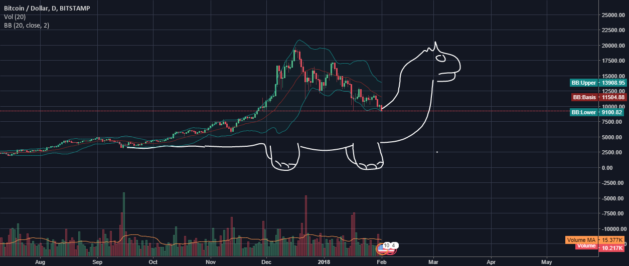 BITCOIN USD Buy it now, this amazing patern.
