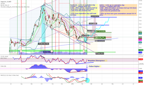 GPRO: GoPro setting up for possible 50% upside + Facebook Clone!