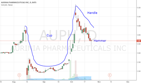 AUPH: AUPH forming strong cup and handle with a hammer