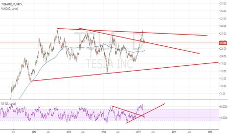 TSLA: Tesla cambia un poco...