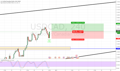 USDCAD: USDCAD LONG BIG SHADOW