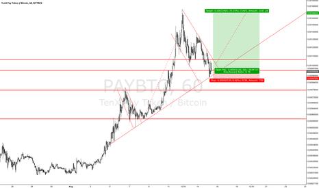 PAYBTC: Repeating pattern on PAYBTC