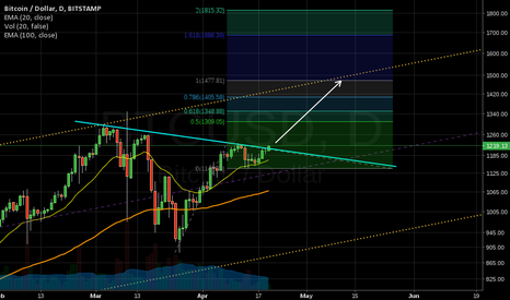 BTCUSD: Bitcoin bull cycle - US$1477