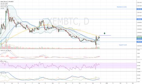 XEMBTC: NEM Long Term Trade