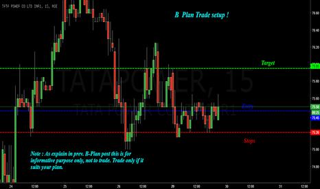 TATAPOWER: B Plan Series -2 Tata  Power