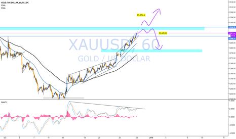XAUUSD: GOLD waiting...