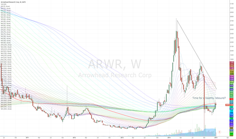 ARWR: Time for a healthy rebound ARWR