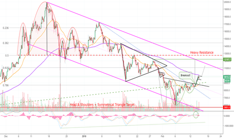 BTCUSD: Get The $1's Out! Bitcoin Pops it — On A Handstand! (BTC) =D