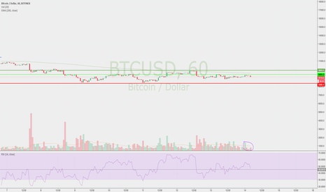 BTCUSD: Day Traders! BTC OR ALTS? CASH IS KING HAS THE ANSWERS