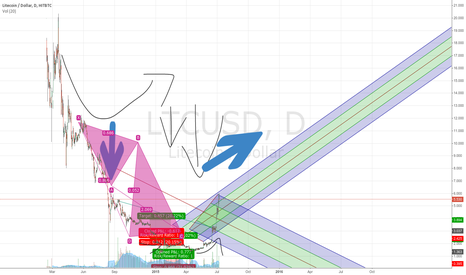 LTCUSD: Your first chart be like....