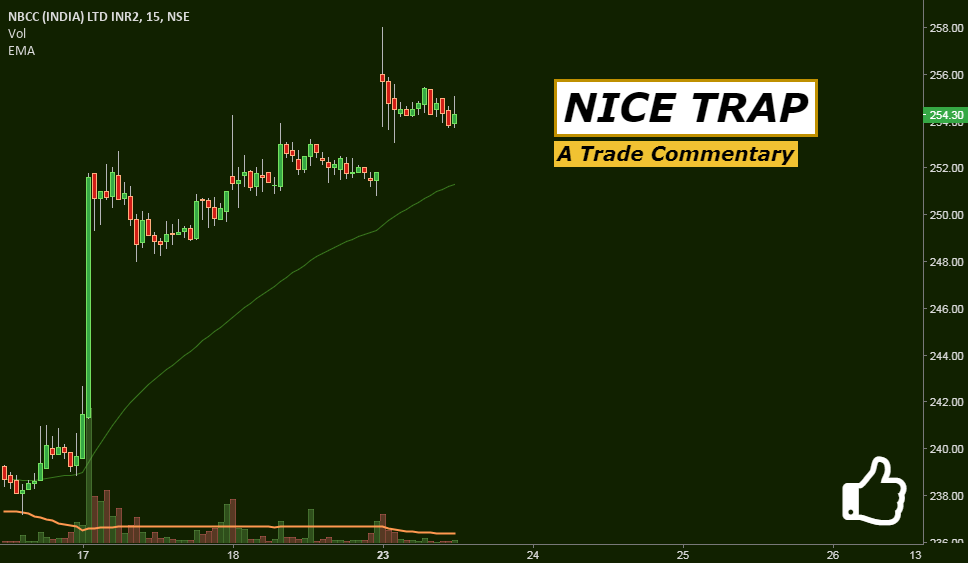 Nice Trap: A Trade Commentary