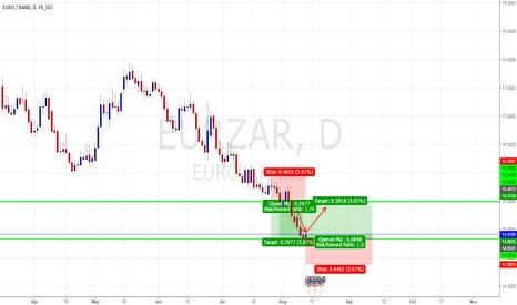 EURZAR: Euro / South African Rand