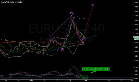 EURUSD: EURUSD -- Long It To New Highs